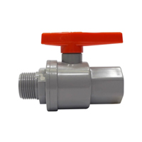 BALL VALVE(Male Threaded x Socket)
