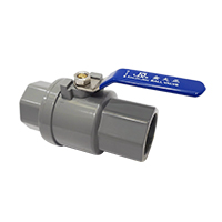 BALL VALVE - Stainless Steel Handle