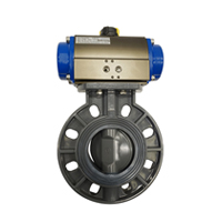 BUTERFLY VALVE (HANDLE TYPE)